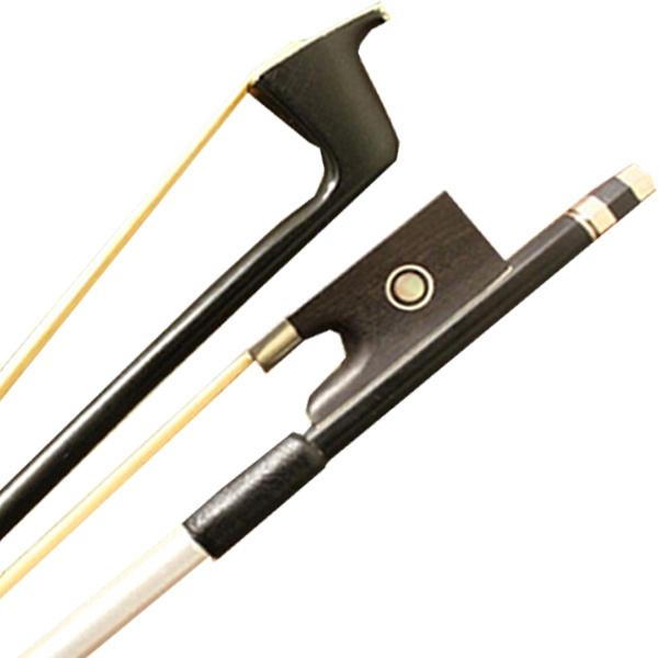 Fiber, 4/4, Bow, black