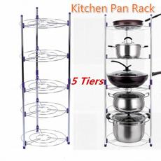 storagerack, potstorage, kitchenrackorganizer, Shelf