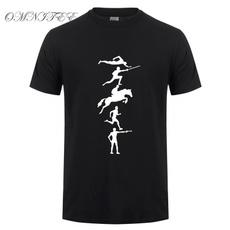 Summer, Fashion, print t-shirt, Sleeve