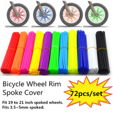spokeswrap, spokecover, Bicycle, Sports & Outdoors
