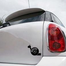 Car Sticker, Fashion, Decals & Bumper Stickers, reflectivesticker