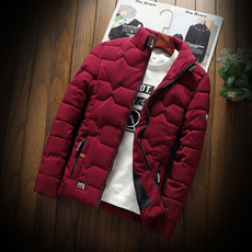 Casual Jackets, Cotton-padded clothes, winter coat, Coat