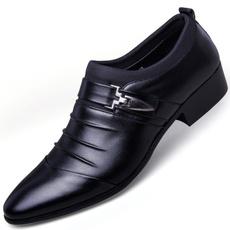 leather, Dress, Men, Men's Fashion