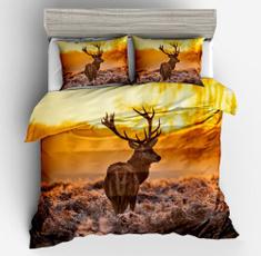 3pcsbeddingset, Home Decor, quiltcover, Home textile