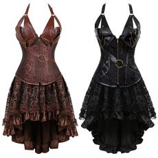 gothiccorsetdres, Plus Size, Goth, corsetclubwear