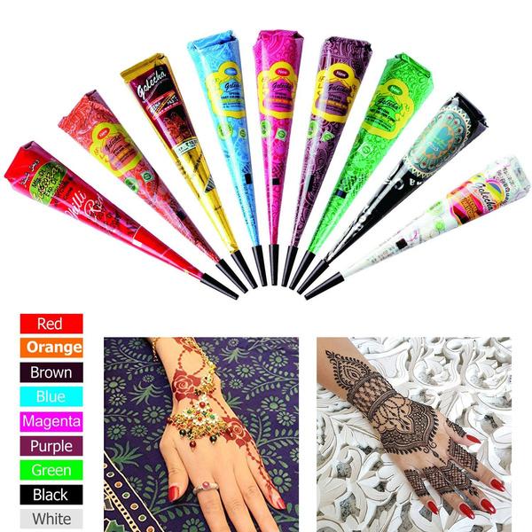 tattoo, Tattoo Supplies, tattoopastecone, henna