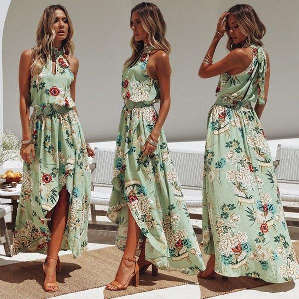 Summer, womens dresses, long dress, Dress