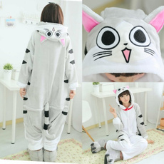 cartooncutesleepwear, flannelsleepwear, flannelhoodie, Animal