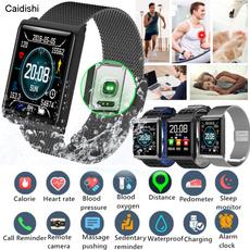 heartratemonitor, Heart, smartwatche, Waterproof Watch