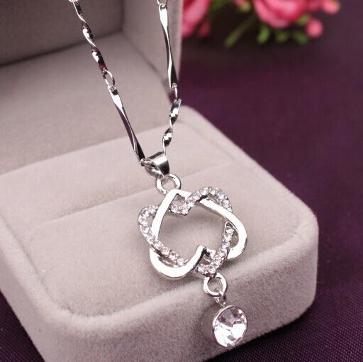 Heart, Fashion, Jewelry, women necklace