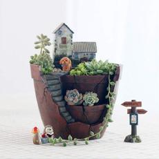 case, Storage Box, Flowers, Garden