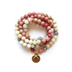 wristbracelet, prayerbracelet, Yoga, Jewelry