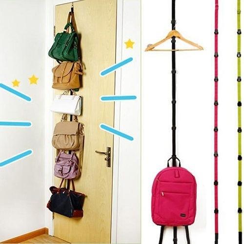 Adjustable, Door, hatbaghanger, Bags