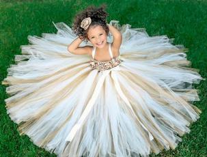 girls dress, gold, girlsdressforparty, Dress