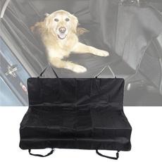 hundeträger, reise, matten, autorücksitz