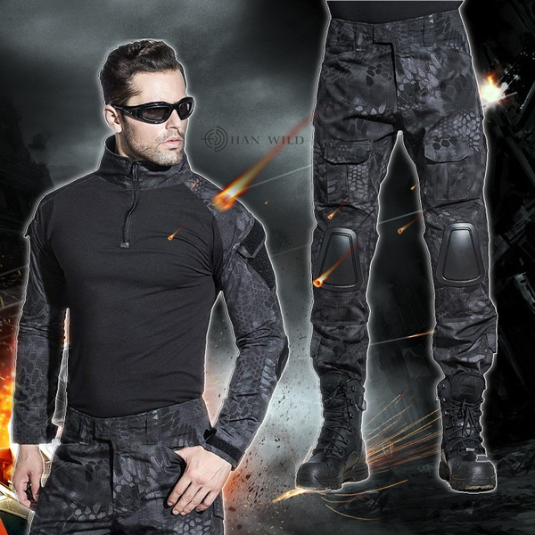 Fashion, Combat, pants, militarytshirt