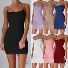 Women, Fashion, Mini, Dress