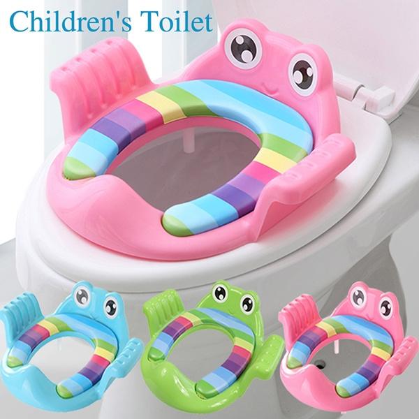 toilet, Bathroom, babytoilettrainer, Cushions
