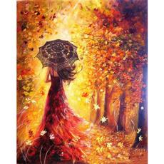 Beautiful, paintbynumber, Modern, art