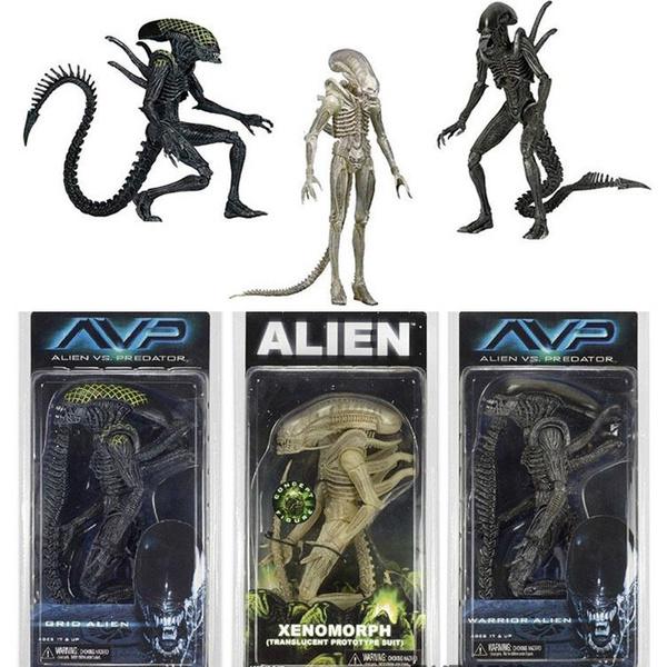 ironbloodwarrior, alien, War, Model
