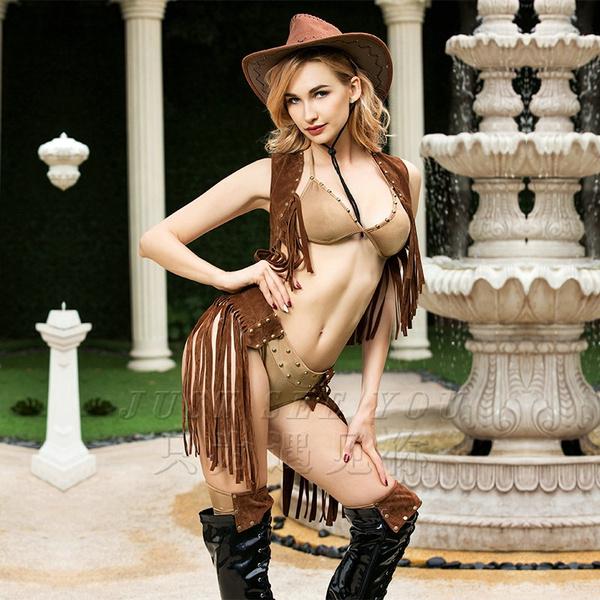 Cosplay, Cowboy, Cowgirl, Dress