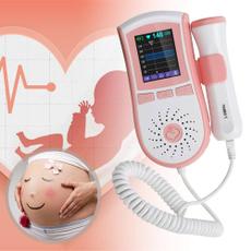 Heart, Monitors, pregnant, babyheartmonitor