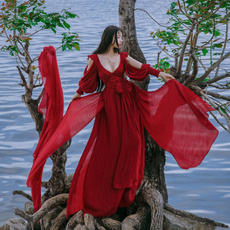 gowns, Medieval, fairydre, Dress