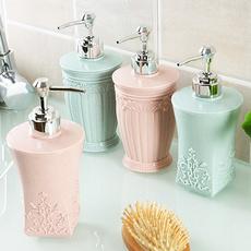lotiondispenser, Bathroom, roundbottle, Kitchen & Home