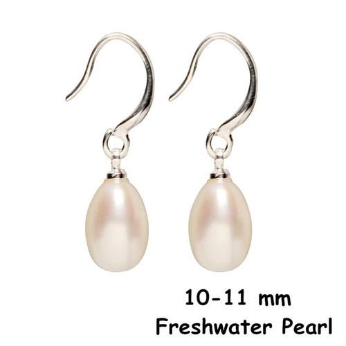 Sterling, Dangle Earring, Jewelry, Pearl Earrings