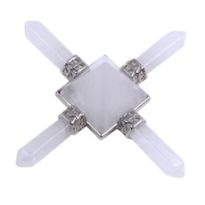 crystalpoint, quartz, figurinestatue, pointedstone