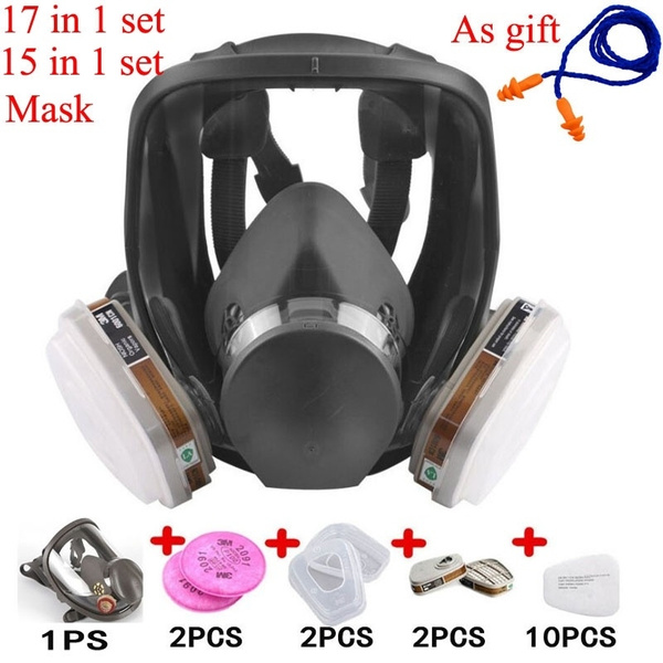 industrial, respirator, painting, facepiece