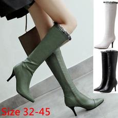 kneeboot, Plus Size, high boots, Dress