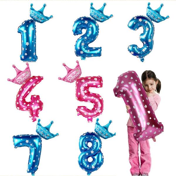 pink, Blues, heliumballon, foilballoon