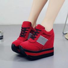 wedge, Woman, Womens Shoes, High Heel