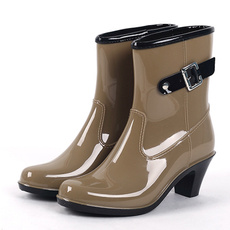 high, Plus Size, Womens Shoes, Waterproof