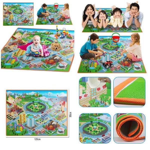 Home & Kitchen, Toy, earlyeducationalpuzzle, babycrawlingblanket