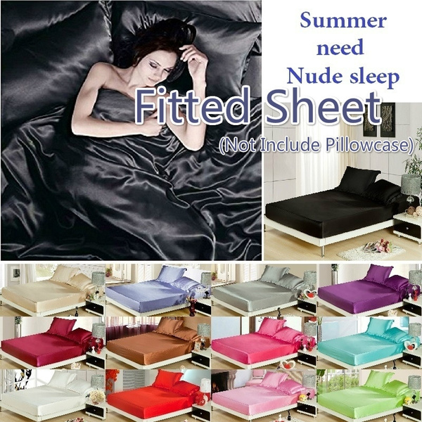 kingsizebedsheet, King, sheetset, silkbeddingset