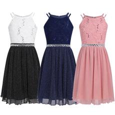 Lace, Evening Dress, Dress, Wedding