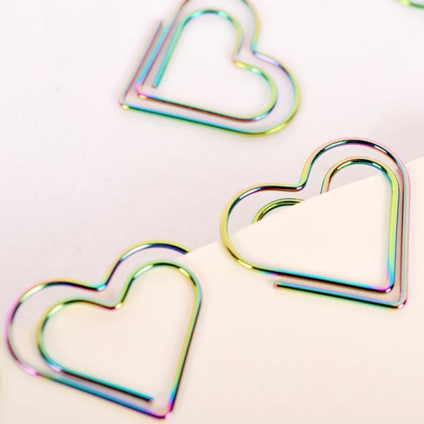 rainbow, officeampschoolsupplie, Clip, Heart