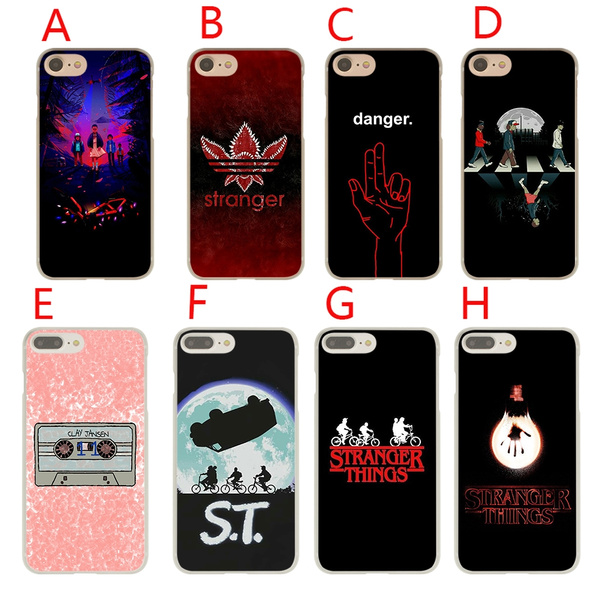 CS42 Stranger Things tv Hard Phone Coque Shell Case for Apple iPhone 7 8 Plus 6 6s 5 5s SE X Cover for iPhone XS Max XR Cases   Wish