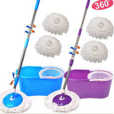 Head, Magic, room, spinningmop