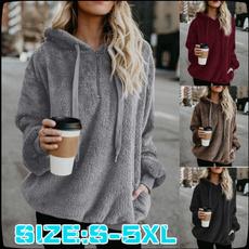 Women Sweater, Hoodies, Sleeve, pullover sweater