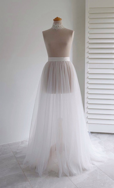 extra, Skirts, detachable, overlay