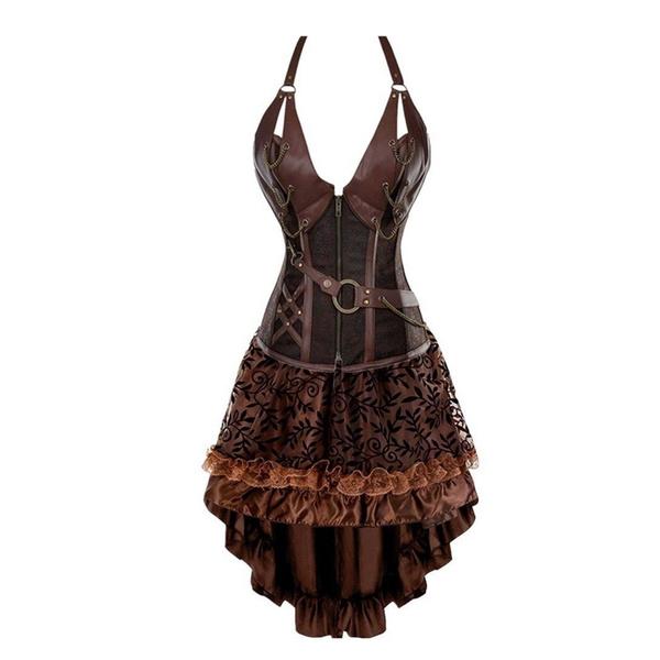 gothiccorsetdres, corsetdressplussize, Goth, Plus Size