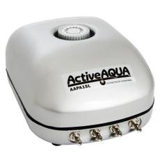 Active, Pump, aqua, aquaponics15lairpump4outletbubbler