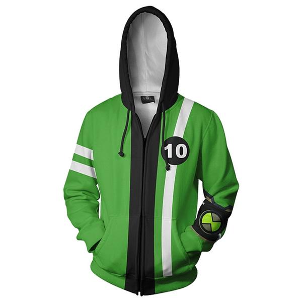 Jacket, Fashion, Cosplay, ben10alienforce