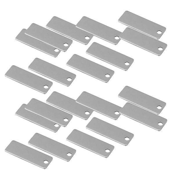 rectanglemetalstampingcharm, Jewelry, rectanglemetalstampingblank, blank