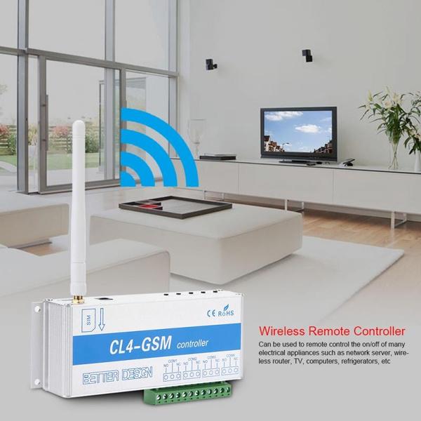 Home & Kitchen, smsremotecontrol, homegsmcontroller, homesecurity
