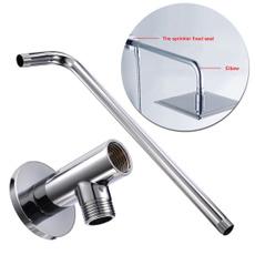 Brass, showerheadholderbracket, Bathroom, Stainless Steel