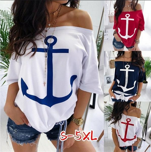 Summer, Plus Size, crop top, Cotton T Shirt